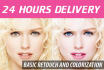 photoshop, edit and retouch your pictures