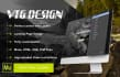 create Full Responsive Web Site with Adobe Muse Software
