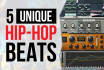 make 5 Unique Top Quality Beats for you