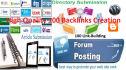 create High Quality 50 Linkbuilding Manually