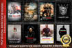 design a standout and professional movie poster for you