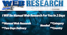 do deep web research on any topic