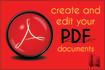 edit, create and design your PDF document