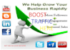 transmit real traffic to your website