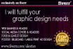 fulfill your graphic design needs