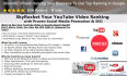 skyrocket your YouTube Video Ranking with Social Media Promotion and SEO