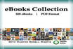 give you 2000 eBooks Collection with Master Resell Right PDF