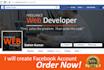 create complete Facebook Account