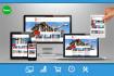 design and develop a business website