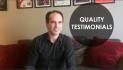 create a natural video testimonial