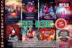 design Event FLYER or Business Flyer with 24 hr
