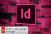 be your Adobe INDESIGN consultant