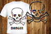 create custom awesome T shirt design for you