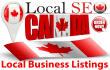 do Canada 30 Live NAP Local Citations For Your Business