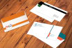 do professional and personalized envelopes