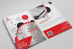 do awesome professional Bifold Brochure