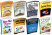 make 2D,3D ebook cover