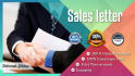 write a PERSUASIVE sales copy that sells