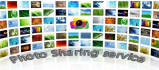 25 Image submission for your site with description and your urls