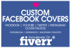 design you Professional custom Facebook Cover Image