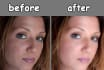 adobe photoshop skin retouching