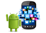 create your 5 screens Android app