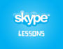conduct an English Skype lesson