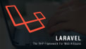 do laravel new website creation and also bug fixes