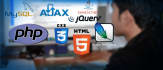 do any task regarding javaScript, jquery, ajax, php