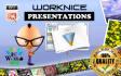 design professional creative presentations