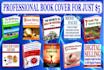 design authentic ebook covers