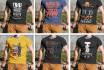 design 5 TRENDY TShirts