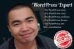 fix WordPress issue, fix WordPress error