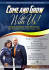 create a church event flyer for you