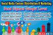 run Social Signal Marketing Campaign