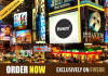 make photo effects your logo in Time Square