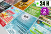 create best FLYER for your event or business