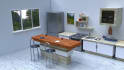 create 3D model of interior objects,scenes with render image