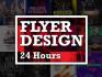 do a FLYER design