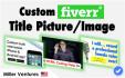 design your Fiverr gig image