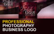 design logo watermark for photography business