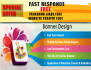 design a Professional web banner,header,ad,cover within 12 h