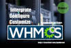 integrate, configure and customize your whmcs