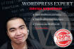 install setup WordPress website in few hours