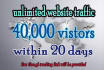 drive unlimited targeted,website,traffic, real visitors