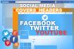 design a QUALITY social media cover