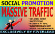 drive Massive Social Traffic And Boost SEO Alexa Rank