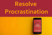 send you an ebook that will help you stop procrastinating