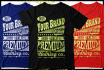 create eye catching tee spring T shirt design