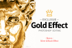 turn your photo into a Golden Effect in 5 hour